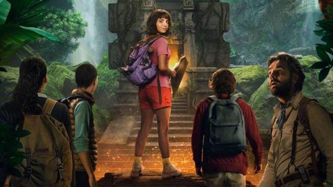 Dettaglio del poster del film – Foto: Paramount Pictures