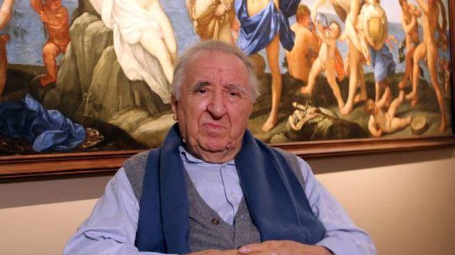 Andrea Emiliani aveva 88 anni (foto Schicchi)