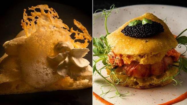 Le pizze ispirate alle ricette di Bottura e Ramsay - Foto: instagram/flourandgold