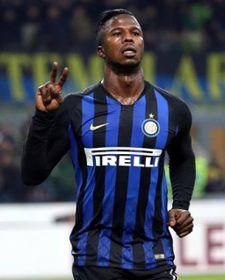 Keita Balde, Attaccante dell'Inter