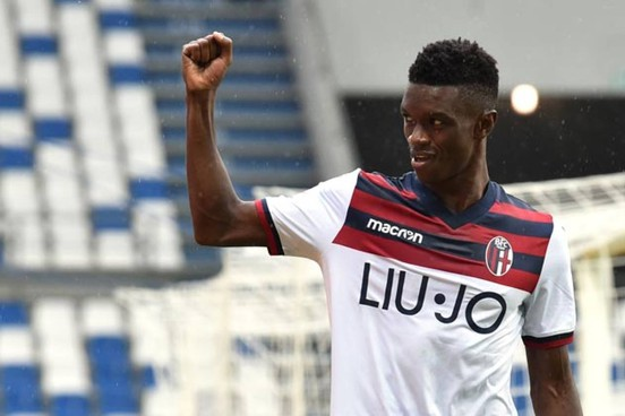 Ibrahima Mbaye, Difensore Bologna