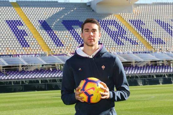 Dusan Vlahovic, Attaccante Fiorentina