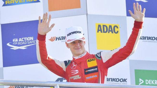 Mick Schumacher (Ansa)