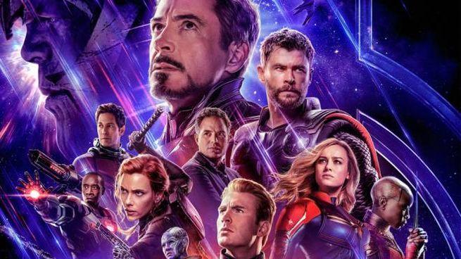 Dettaglio del poster del film – Foto: Marvel Studios