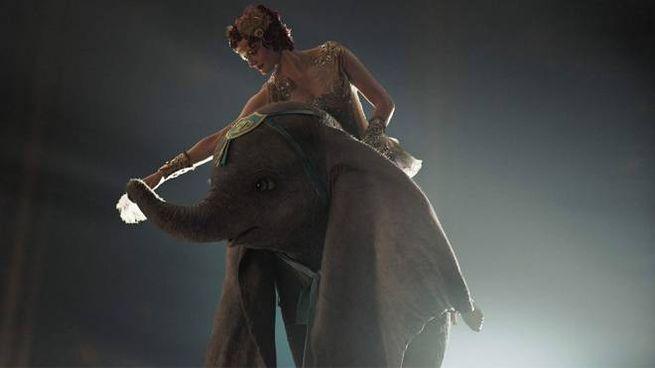 Una scena del film – Foto: Walt Disney Pictures