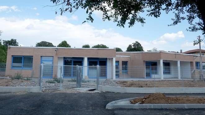L'edificio di via Monviso