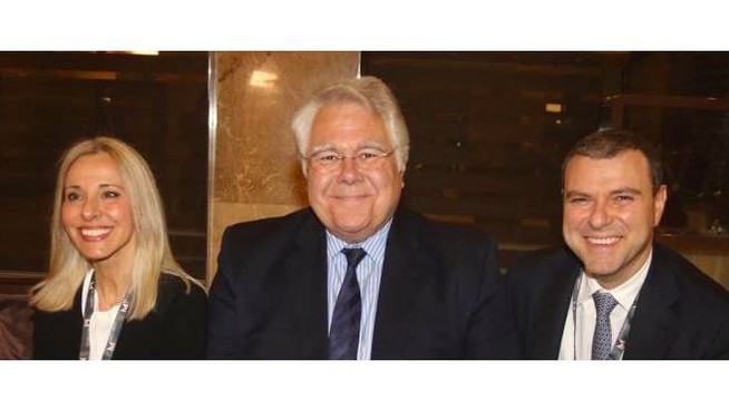 Serata Menarini: Alberto Giovanni Aleotti, Lucia Aleotti, Eric Cornut