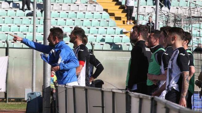 Finale teso dopo Siena-Arzachena (Di Pietro)