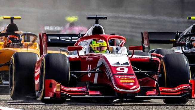 Formula 2, Mick Schumacher (Ansa)