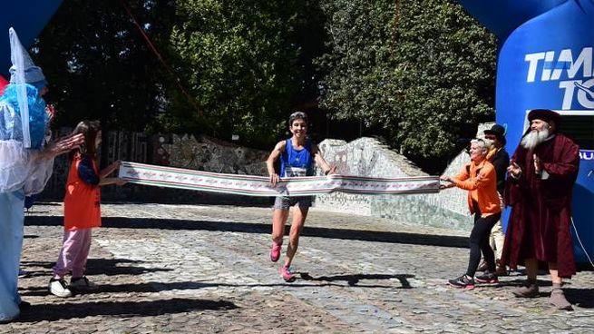 """Ecomarathon """"Una corsa geniale"""" (foto Regalami un sorriso onlus)"""
