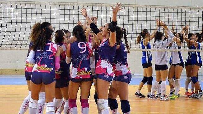 Il Pistoia Volley La Fenice sta concludendo la stagione alla grande