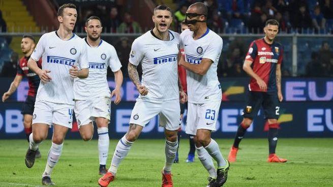 Icardi torna contro il Genoa e subito segna | Numerosette Magazine