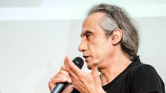 Lo scrittore Marco Vichi