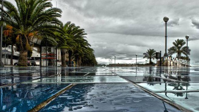 Meteo venerdì 5 aprile: la pioggia in Italia (foto iStock)