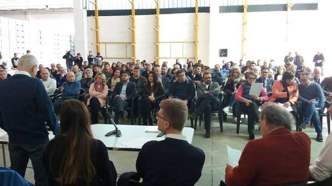 La presentazione della ColleMar-athon