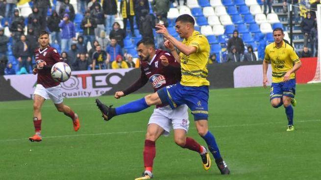 Reggio Audace-Modena 0-0, foto Artioli