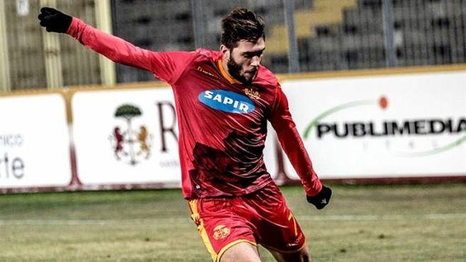 Galuppini ha calciato sulla traversa il rigore del possibile successo giallorosso