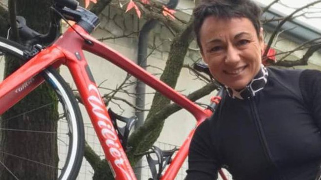 RADAELLI - Monza Sabrina schillaci race across limits