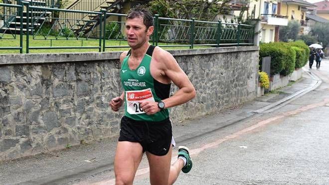 Il vincitore, Adriano Curovich (foto Regalami un sorriso onlus)
