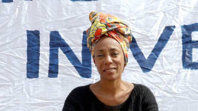 Antonella Bundu, candidata sindaca della sinistra (New Press Photo)