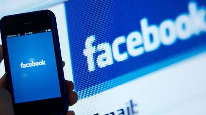 Facebook(foto archivio)