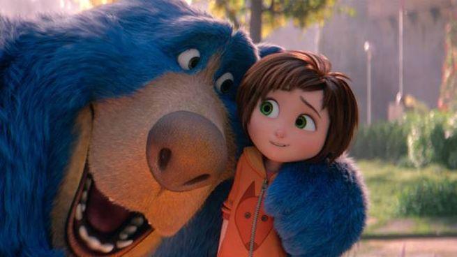 Una scena del film – Foto: Paramount Animation