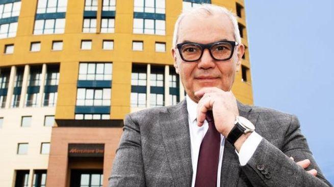 Valdero Rigoni, Ceo della Shernon Holding Srl