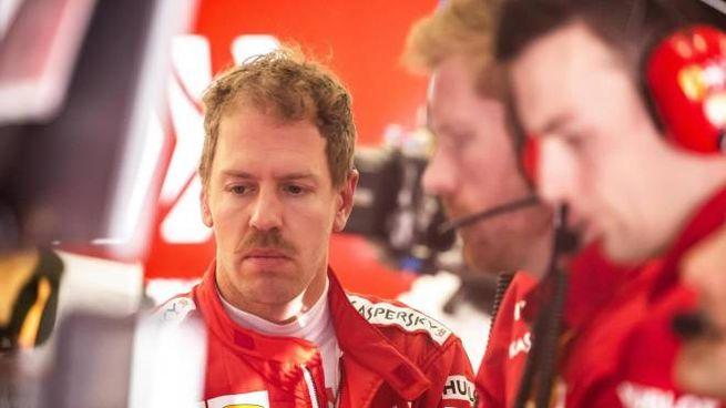 F1 Gp Cina 2019, Vettel cerca il riscatto (Ansa)