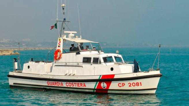 Guardia Costiera (Foto d'archivio Sgattoni)