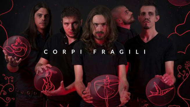 Esce venerdì 12 aprile Corpi fragili, il primo disco degli Hotel Monroe