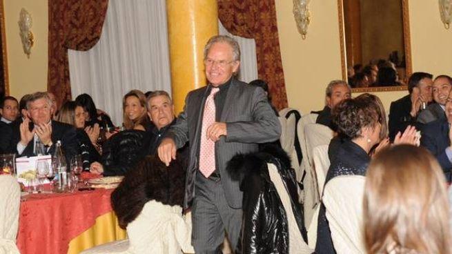 AL TIMONE Carmelo Silvestri in una foto di qualche anno fa (Sgattoni)