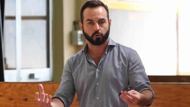 Giacomo Cucini, sindaco di Certaldo, vittima di pesanti insulti su Facebook