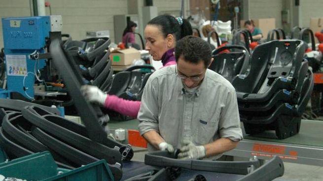 La fabbrica di carrozzine e giocattoli