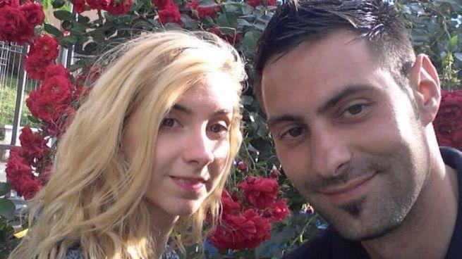Sara Di Pietrantonio e Vincenzo Paduano (Ansa)