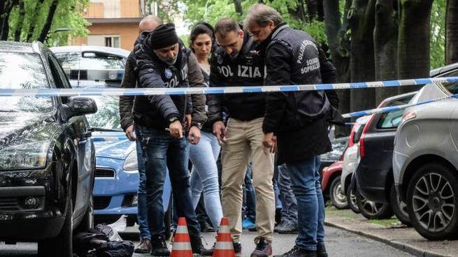 Agguato in via Cadore a Milano