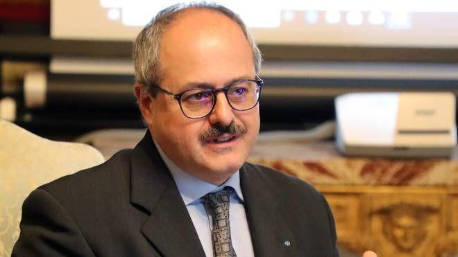 Andrea Longhi, assessore di Imola (Foto Isolapress)