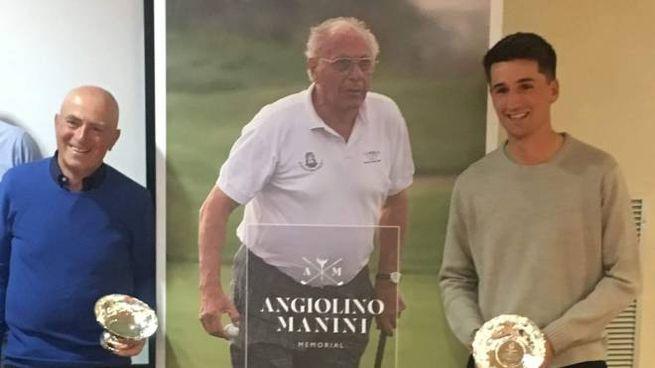Roberto Lepri, a sinistra, e Alessandro Cheli vincitori a Poggio dei Medici