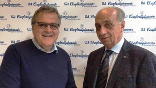 Gionni Gritt e Aldo Faggi