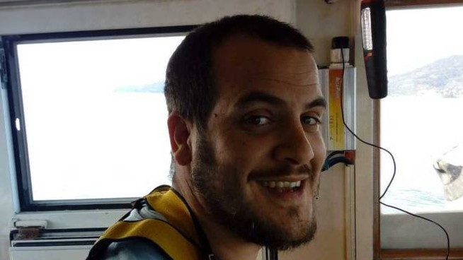 Andrea Lucchesi, pescatore di Lerici, ha pescato 30 quintali di orate