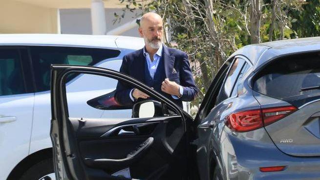 Stefano Pioli ha riportato l'auto aziendale alla Fiorentina