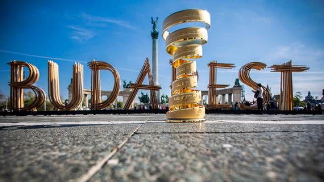 Giro 2020, si parte da Budapest