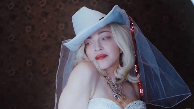 Madonna, il nuovo album Madame X (screen video Youtube)