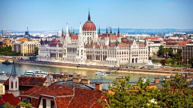 Budapest è una meta di tendenza