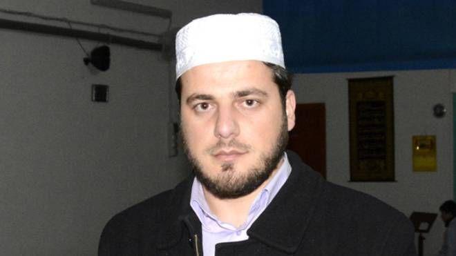 L'imam Zejnullah Sadiki, macedone