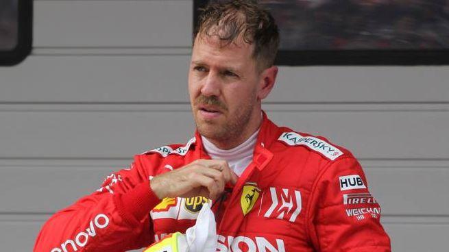"""F1 Ferrari, Minardi: """"Giusto recuperare Vettel, ma comanda il più ..."""