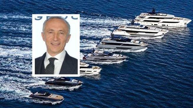 Alberto Galassi, dal 2014 al timone del gruppo Ferretti
