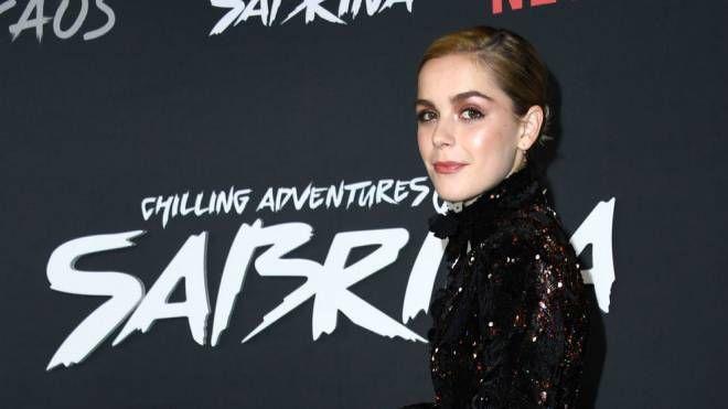 La premiere della serie TV 'Le terrificanti avventure di Sabrina'