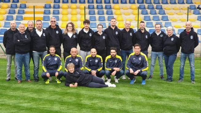 Lo staff della Sedriano World Cup