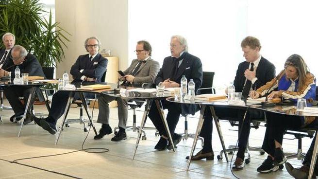 Tod's, l'assemblea degli azionisti approva il bilancio (Foto Zeppilli)