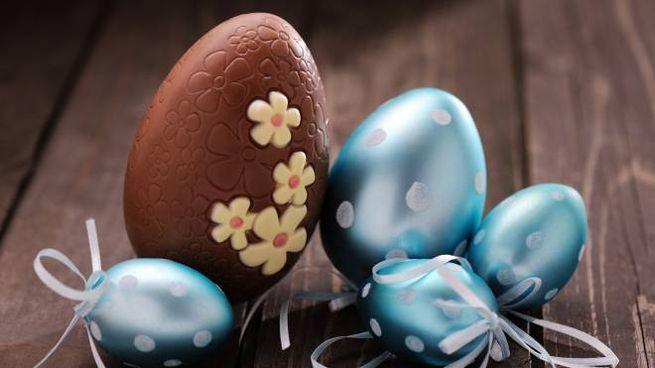 Uova di cioccolata (iStock)